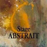 Bouton stage abstrait 2 petit