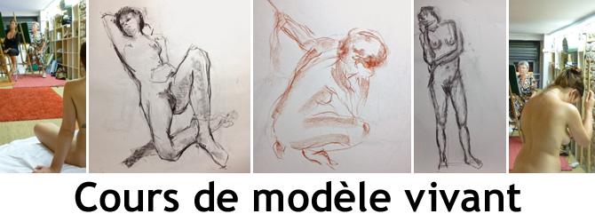 Entete cours de modele vivant
