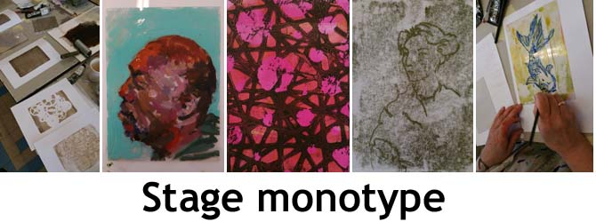 Entete stage monotype