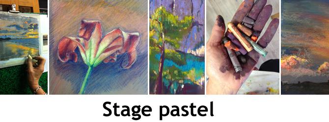 Entete stage pastel