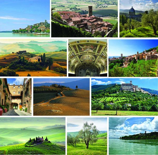 Toscane top