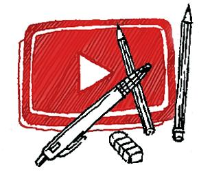 Youtube crayons rouge